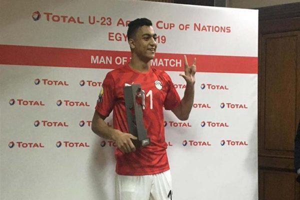 مصطفى محمد: لن نحتفل إلا بعد التأهل إلى الأولمبياد