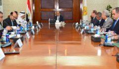 وزير التنمية المحلية يستقبل وفدًا إماراتيًا لمواجهة مشكلة الأمية