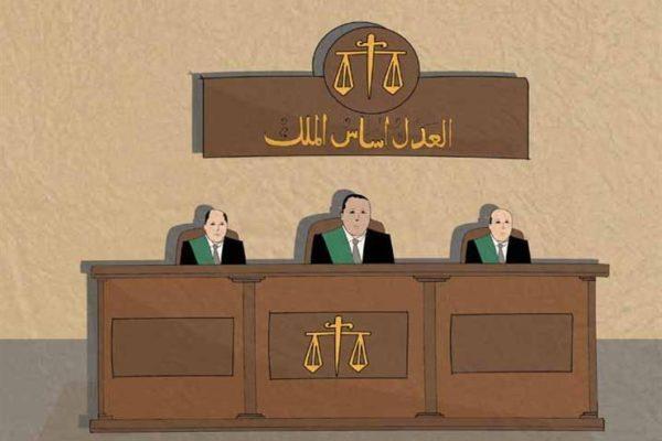 """تأجيل محاكمة 34 متهمًا في """"اقتحام قسم التبين"""" لـ 11 نوفمبر"""