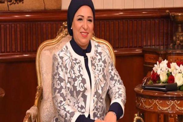 قرينة رئيس الجمهورية تهنئ الأمة المصرية والعربية والإسلامية بذكرى المولد النبوي
