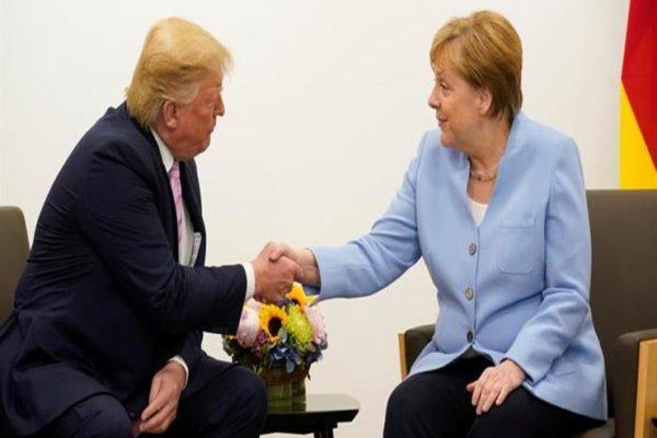 """في ذكرى سقوط جدار برلين.. ترامب يوجه رسالة لـ""""أثمن الحلفاء"""""""
