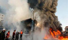 مقتل 6 أشخاص وإصابة 3 في سلسة تفجيرات متعاقبة ببغداد
