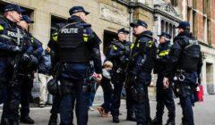 الشرطة الهولندية تقبض على مشتبه بالتورط في حادث لاهاي