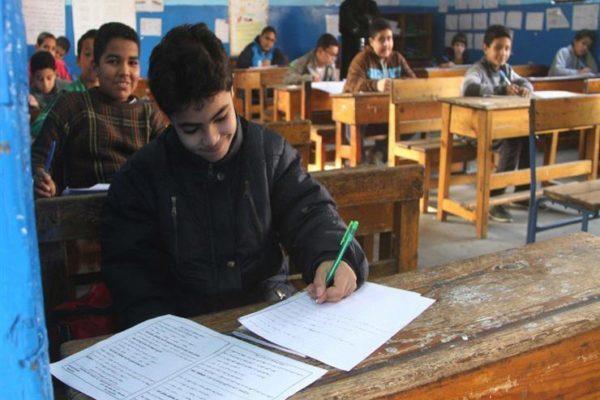 رئيس حي المرج يؤكد سلامة الحالة الفنية لمدرسة خالد بن الوليد