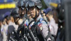 انتحاري مشتبه به نفذ الهجوم على مركز الشرطة في إندونيسيا