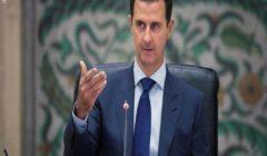 الأسد: داعش قامت بنشاطتها بغطاء أمريكي