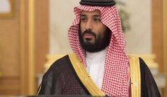ولي العهد السعودي يبحث مع الرئيس الفرنسي الأوضاع في المنطقة