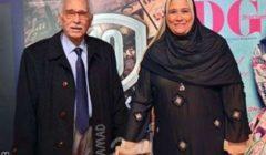 وفاة زوجة الفنان عبد الرحمن أبو زهرة .. بالتفاصيل