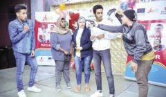 «مسرح المقهورين».. مبادرة مصريين ومهاجرين تناقش قضايا يومية فى «أرض اللواء»