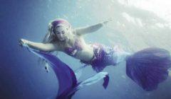 «ماريا».. إيطالية تغطس دون أجهزة  وتقدم «شو» تحت الماء بالبحر الأحمر