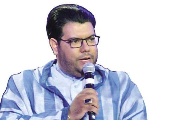 المغربى جواد الشيرى يخاطب القلوب فى أوبرا دمنهور