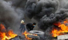 القضاء العراقي يصدر حكما بحق مطلق النار على متظاهرين في بغداد