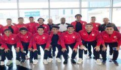 منتخب شباب الفراعنة يُؤدِّي تدريبه الأساسي استعدادًا للقاء بوركينافاسو