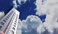 درجات الحرارة المتوقعة اليوم الجمعة 8 نوفمبر على المحافظات والمدن