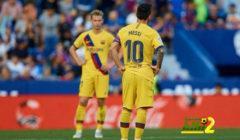 كوريس : شبح أنفيلد يطارد برشلونة كلما لعب بعيدا !