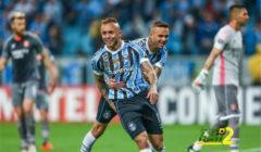 ميلان يجمد صفقة لاعب جريميو البرازيلي