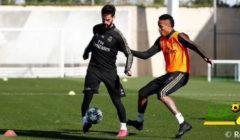استعدادات ريال مدريد لجالطة سراي