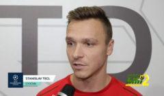 ستانيسلاف تيتسل : نأمل أن نلعب بشكل جيد في الكامب نو