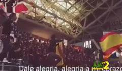 فيديو: جماهير فيسيل كوبي تعبر عن عشقها لجوهرة برشلونة السابق بطريقة خاصة