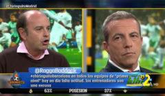 رودريغيز : ريال مدريد متضرر سواء بتواجد الفار أو بدونه
