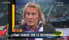 غاتي : أود المشاركة لو لدقيقة واحدة مع ريال مدريد