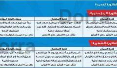 استعلام فاتورة التليفون الارضي ☎️ اكتوبر2019 | رابط الاستعلام عن قيمة فاتورة التليفون الارضي عبر موقع المصرية للاتصالات billing.te.eg