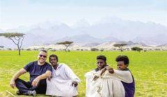 محمية «جبل علبة» بالبحر الأحمر تستقبل أولى رحلات السفارى الشتوية