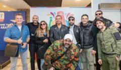 بالصور.. حفل عمرو دياب في ختام فعاليات ميدل بيست «Sold Out»