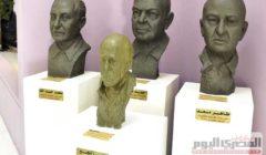 لأول مرة.. تماثيل لأبطال المقاومة الشعبية فى متحف النصر