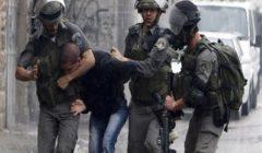 الاحتلال الإسرائيلي يعتقل شابًا فلسطينيًا شمال الضفة الغربية