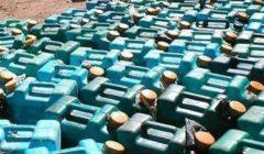 ضبط مسئول محطة وقود استولى على 23 ألف لتر بنزين في الجيزة