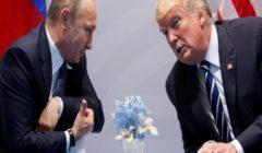 ترامب يراسل بوتين ويؤكد استعداده لحل أزمة معاهدة الصواريخ النووية