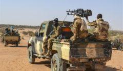 الجيش المالي يقتل 5 إرهابيين ويدمر قاعدة عسكرية للإرهاب