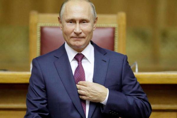 بوتين: روسيا مستعدة للتعاون مع الناتو