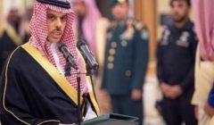 وزير الخارجية السعودي: منظمة التعاون الإسلامي تسعى لدعم كفاح الشعب الفلسطيني