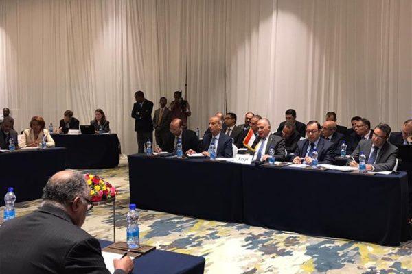 اليوم.. انطلاق الاجتماع الثاني لمباحثات قواعد ملء وتشغيل سد النهضة