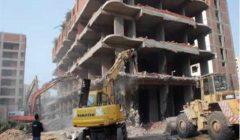 البرلمان يوافق على مجموع مواد مشروع بتعديل قانون التصالح في مخالفات البناء