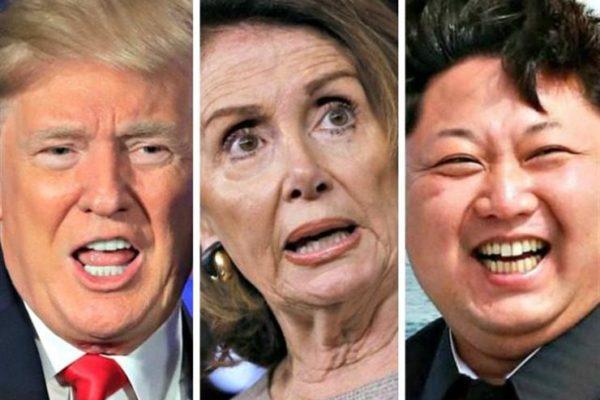 """""""هدايا الكريسماس"""".. كوريا الشمالية والديمقراطيون يجهزون لمباغتة ترامب"""