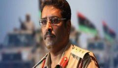 المتحدث باسم الجيش الليبي: حكومة الوفاق تحضر مطار معيتيقة لاستقبال آليات تركية