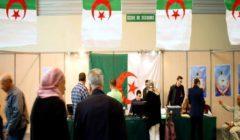 مرشحان يدليان بصوتهما في انتخابات ما بعد بوتفليقة: يوم انتصار الجزائر