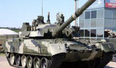 """الجيش الروسي يتسلم أول دفعة من الدبابات المطورة """"القطبية"""""""