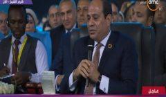 الرئيس السيسي: القدرة النووية الحقيقية لأية دولة هي الاستقرار والتنمية