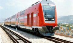 وزير إسرائيلي يفتتح خط سكك حديدية بين القدس وتل ابيب