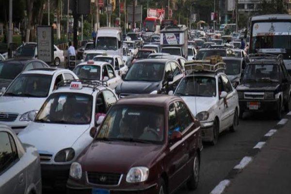 مرور القاهرة:استمرار التحويلات المرورية بسبب غلق كوبرى الجلاء بمصر الجديدة