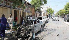 انفجار سيارة ملغومة بالصومال تتسبب في مقتل 7 أشخاص وإصابة 30