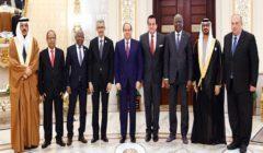 السيسي يستعرض استراتيجية مصر في مجالات التعليم الأساسي والعالي والفني