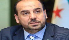 """رئيس """"هيئة التفاوض"""" السورية المعارضة: مؤتمر للمستقلين السوريين وانتخاب ممثلين جدد خلال أيام"""