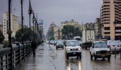الأرصاد: فرص لسقوط أمطار على القاهرة صباحًا