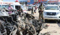 """""""حادث مُدمر"""".. ارتفاع حصيلة قتلى انفجار مقديشو إلى 76 شخصًا"""