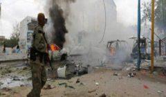 الحكومة الصومالية تعتقد أن تفجير مقديشيو من تدبير دولة أجنبية